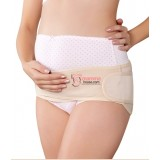Maternity Support Belt - Pink (free size)