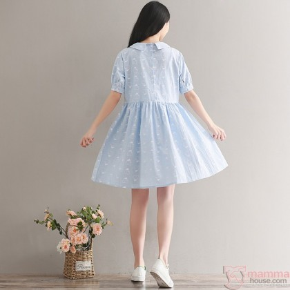 Maternity Dress - Little Blue Hut