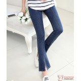 Maternity Jeans - Bootcut Perfect Blue