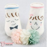 Baby Socks - Korean Cartoon Boy or Girl