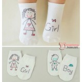 Baby Socks - Korean Boy or Girl
