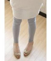 Long Legging - Long Support Light Grey