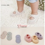Baby Socks - Korean 2 hole (6 colors)