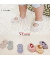 Baby Socks - Korean 2 hole (6 colors)