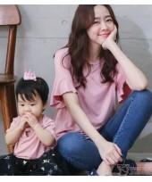 Nursing Set - Little V Pink (plus baby romper)