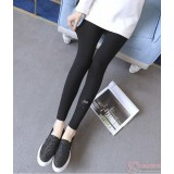 Maternity Legging - Long Kitten Black