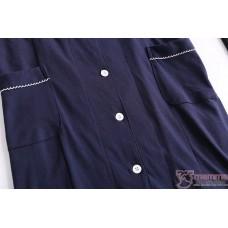 Mamma Pajamas - JP Snoopy Tops Dark Blue
