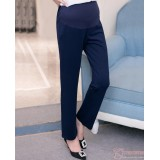 Maternity Pants - Working Slack Dark Blue