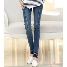 Maternity Jeans - Opening Lace Jeans