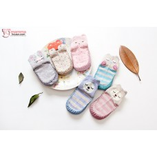 Baby Shoes -  Wolf Series Socks Style