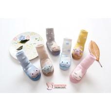 Baby Shoes - Rain Series Socks Style