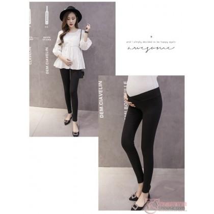 Maternity Legging - Low Waist Black