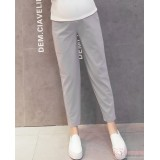 Maternity Pants - Working Ankle Length Grey (S,M~XXL)