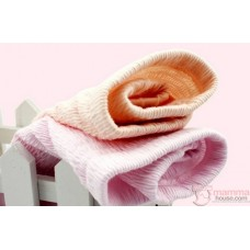 Maternity Panties - Cotton Elastic Pink
