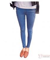 Maternity Jeans - Favorite Ankle Light Blue