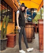 Maternity Jeans - Favorite Ankle Black