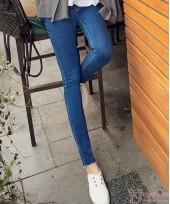 Maternity Jeans - Favorite Ankle Dark Blue