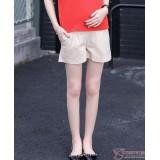 Maternity Shorts - Beige Shorts Cool
