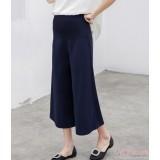 Maternity Pants - Working Slack Palaso Dark Blue (S,M~XXL)