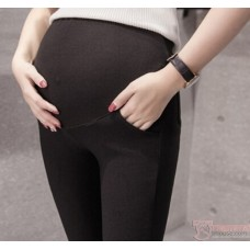 Maternity Pants - Working Ankle Bootcut Black