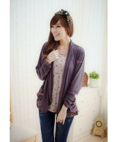 Nursing Tops - 2 pcs Purple