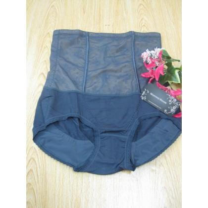 Slimming - Panties High Waist Blue