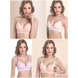 T Nursing Bra - 1 pc Smooth (3pcs set) random color