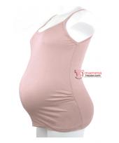 Maternity Singlet - Sugar Light Pink