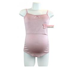 Nursing Singlet - Flexi Light Pink