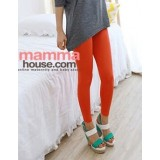 Long Legging - Long Support Orange