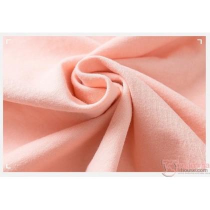 Nursing Tops - Star Orange Pink