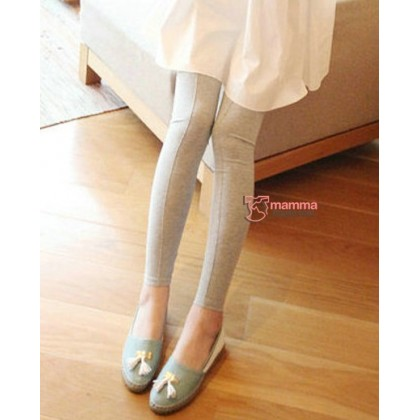 Maternity Legging - Long Mid Line (only black)