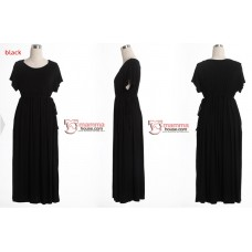Nursing Dress - Long Ribbon (4 colors)