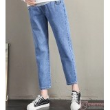 Maternity Jeans - Straight Wide Jeans
