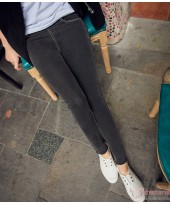 Maternity Jeans - Favorite Ankle Black