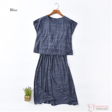 Nursing Dress - JP Long Join Dress
