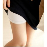 Short Legging White