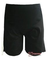 Maternity Shorts - Soft Black