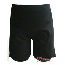 Maternity Shorts - Soft Black