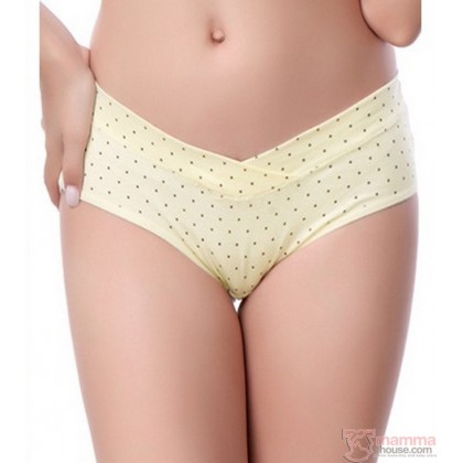 Maternity Panties - V cotton Panties (3pcs OFFER set)