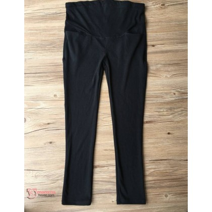 Maternity Pants - JP Working Cotton Black