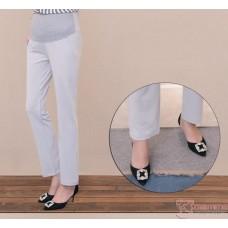 Maternity Pants - Working Slack Grey