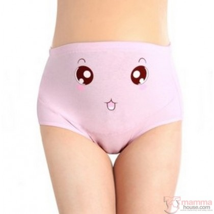 Maternity Panties Set - Cotton Pink Eye,Skin Baby