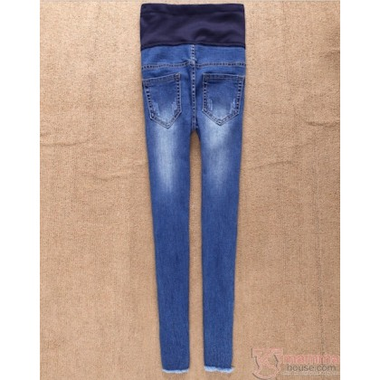 Maternity Jeans - Opening Style Jeans
