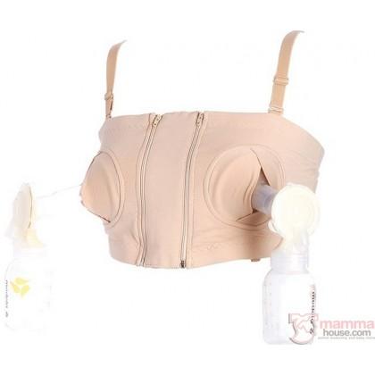 T Nursing Bra - Hands Free Skin