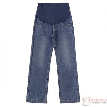 Maternity Jeans - Bootcut Blue or Black Jeans