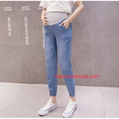 Maternity Jeans - Casual Jeans Black or Blue