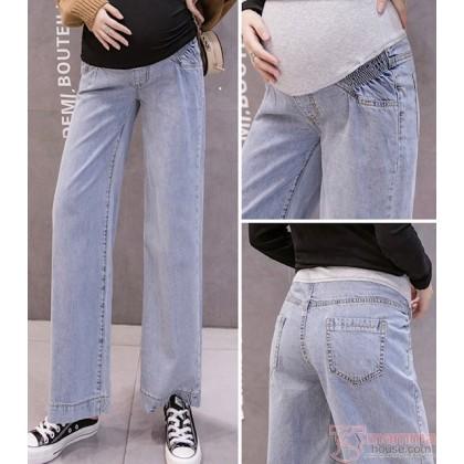 Maternity Jeans - Palaso Jeans Light Blue