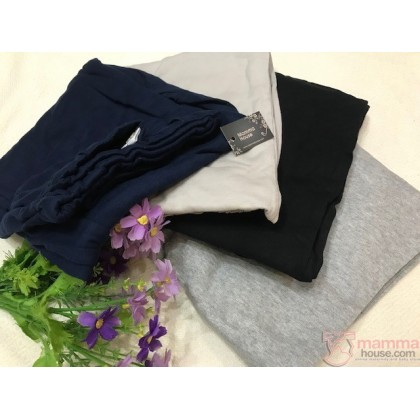 Maternity Pants - Quality Soft Cotton Pants (few colors)