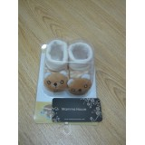 New born Baby sock -  Bear